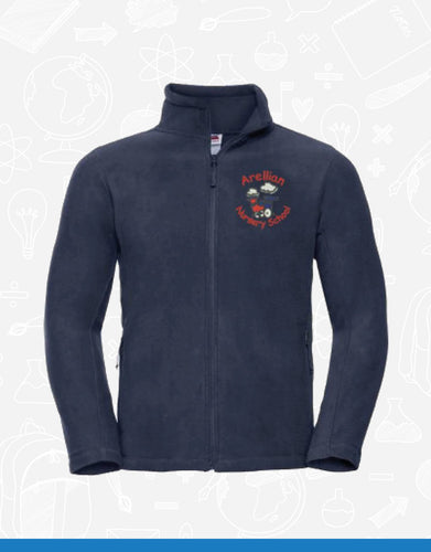 Arellian Nursery Outdoor Fleece