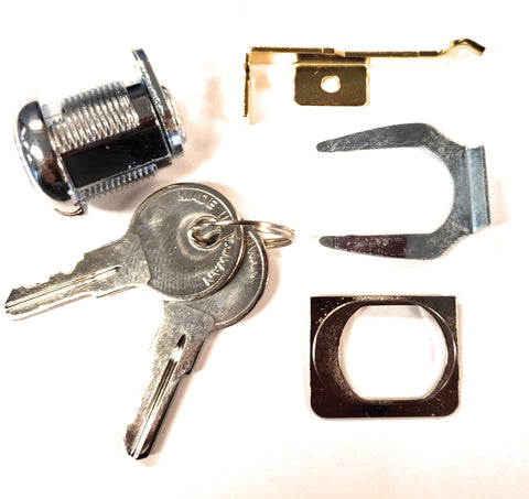 SRS 2185 HON F24/F28 Style File Cabinet Lock Kit