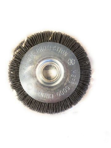 "Ilco 814-00-51 3"" Key Machine Nylon Brush Wheel"