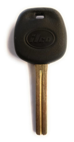 Ilco TOY48H-PT Toyota High Security Transponder Key Blank