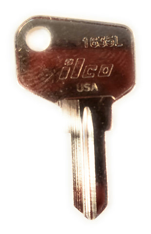 Ilco 1635L Arfe Key Blank Bag of 10