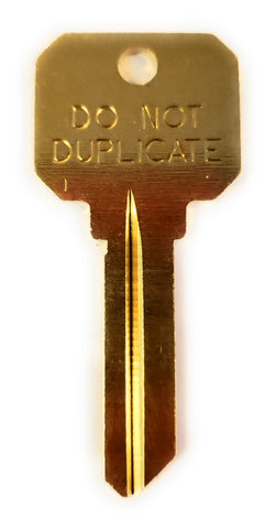 Ilco DND-SC9 Schlage A1145E Key Blank Bag of 10