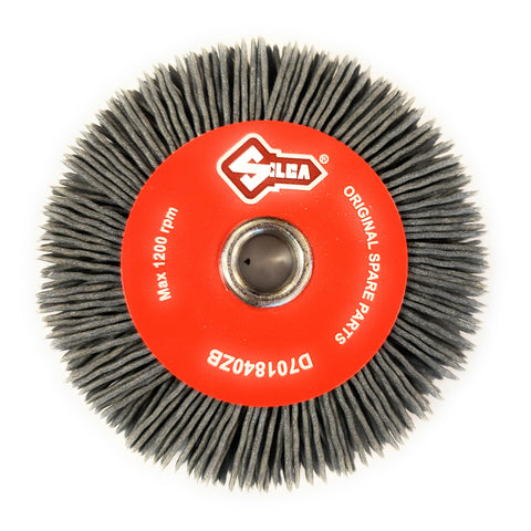 "Ilco Silca D701840ZB 3"" Bravo Key Machine Nylon Brush Wheel"