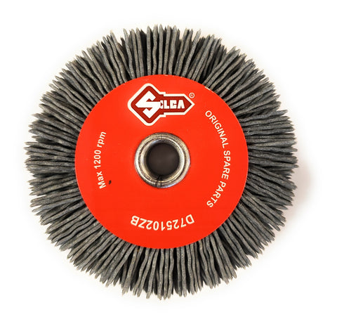 "Ilco Silca D725102ZB 3"" Bravo III Key Machine Nylon Brush Wheel"