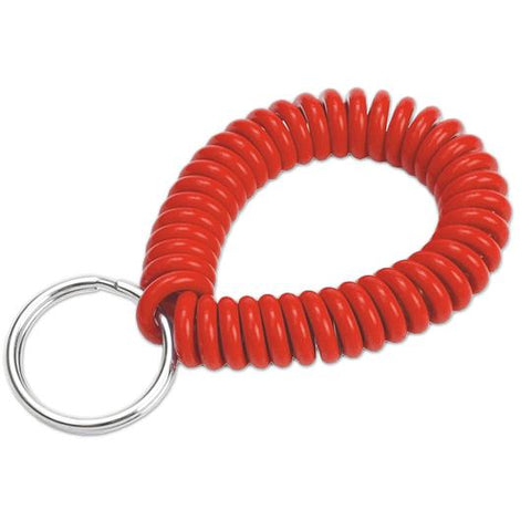 Lucky Line 41006 Neon Wrist Coil Key Ring