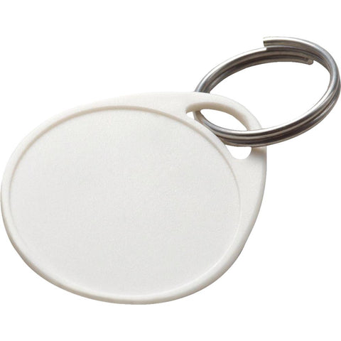 Lucky Line 25129 White Label-It Key Tags 25 Pack