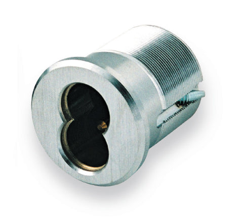 "GMS ICM7 7 Pin Small Format IC Core 1 1/4"" Mortise Cylinder"