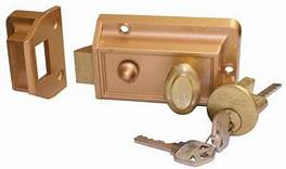 Ilco 220-53-51 Night Latch Lock