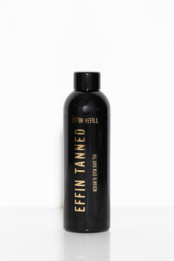 Effin Refill Tan Formula in  Medium - Dark