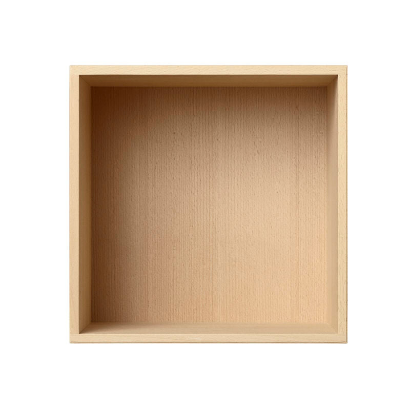 Quarter Bookcase - H35 x W35