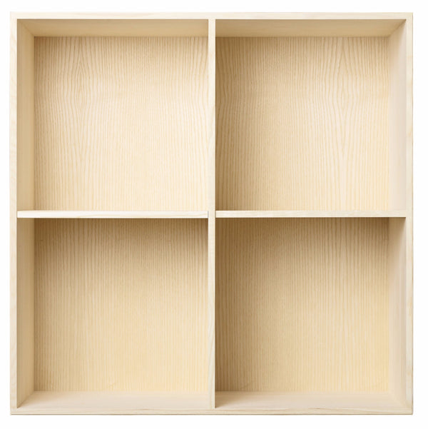 Whole Bookcase - H70 x W70