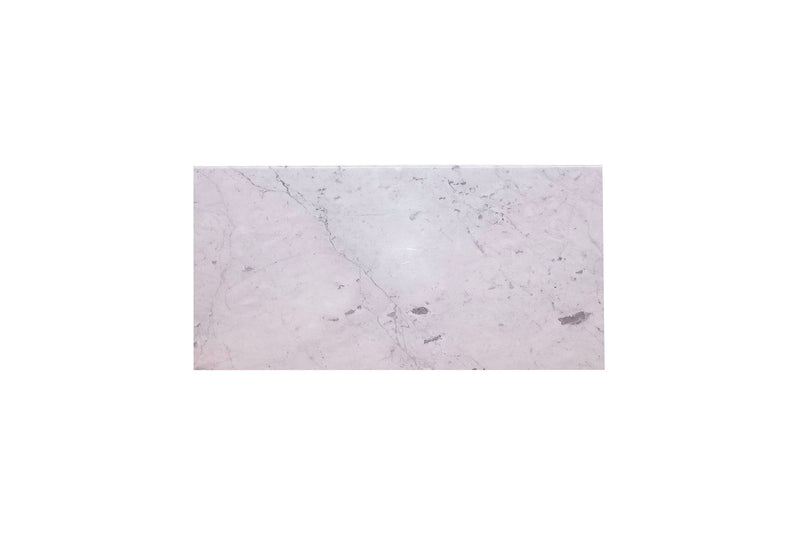 Marble Topplate Half - H2 x W35.6