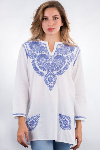 Toshani Embroidered Top SS-76.1