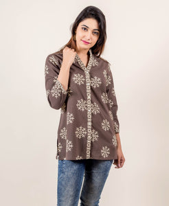 100% Cotton Tunic