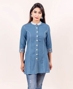 Soft Cotton tunic