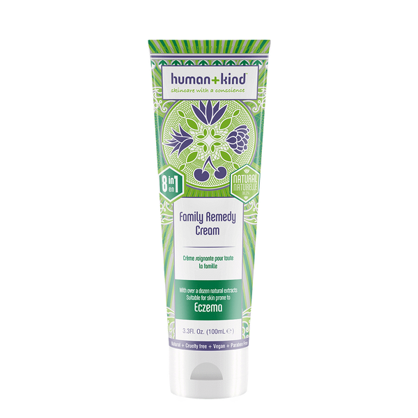 100ml Human & Kind Family Remedy Cream  skin care products ireland- Everyday Essentials