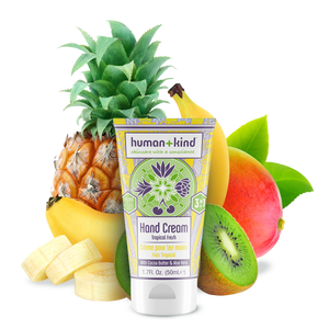 Human & Kind 50ml Hand Cream Tropical - Everyday Essentials