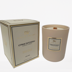 Load image into Gallery viewer, IMG_9372.jpg 640 × 640px EIMEAR WRIGHT- CITRUS PARCHOULIi SCENTED CANDLE