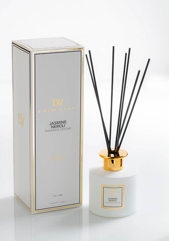 EIMEAR WRIGHT - JASMINE NEROLI FRAGRANCE DIFFUSER - Diffusers Ireland Everyday Essentials