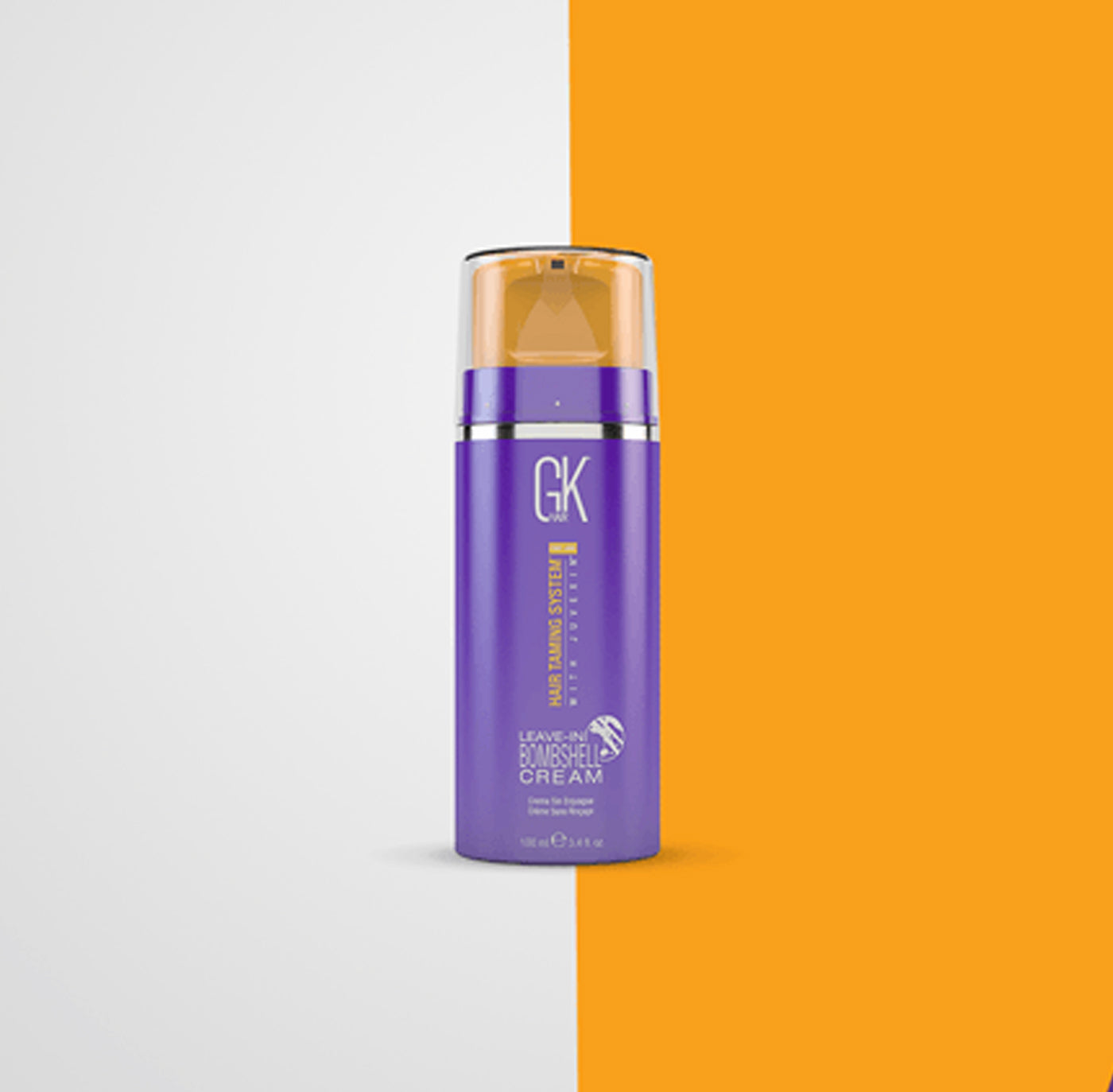 Leave-In Bombshell Hair Cream