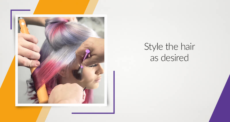 Style-as-desired