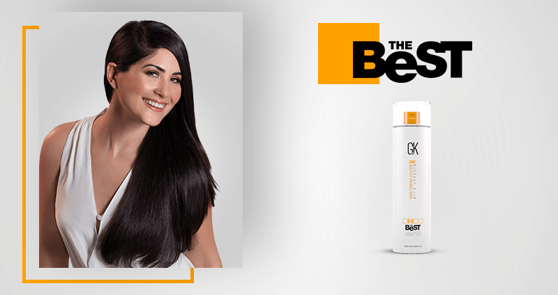 GKhair Professional Products New Formulations - The Best