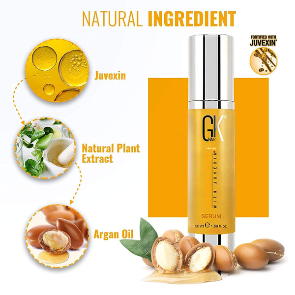 Serum Argan Oil for Hair