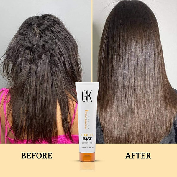 Buy GK Hair Keratin Treatment | The Best Hair Treatment