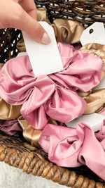 Satin Scrunchie Set