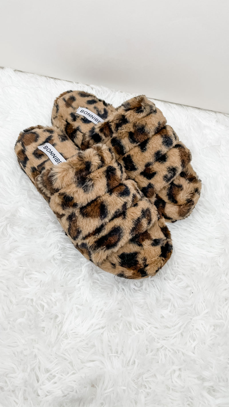 Wild One Slippers