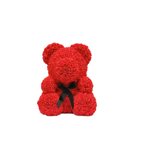 Ourson en rose - Teddy Bear (25cm)
