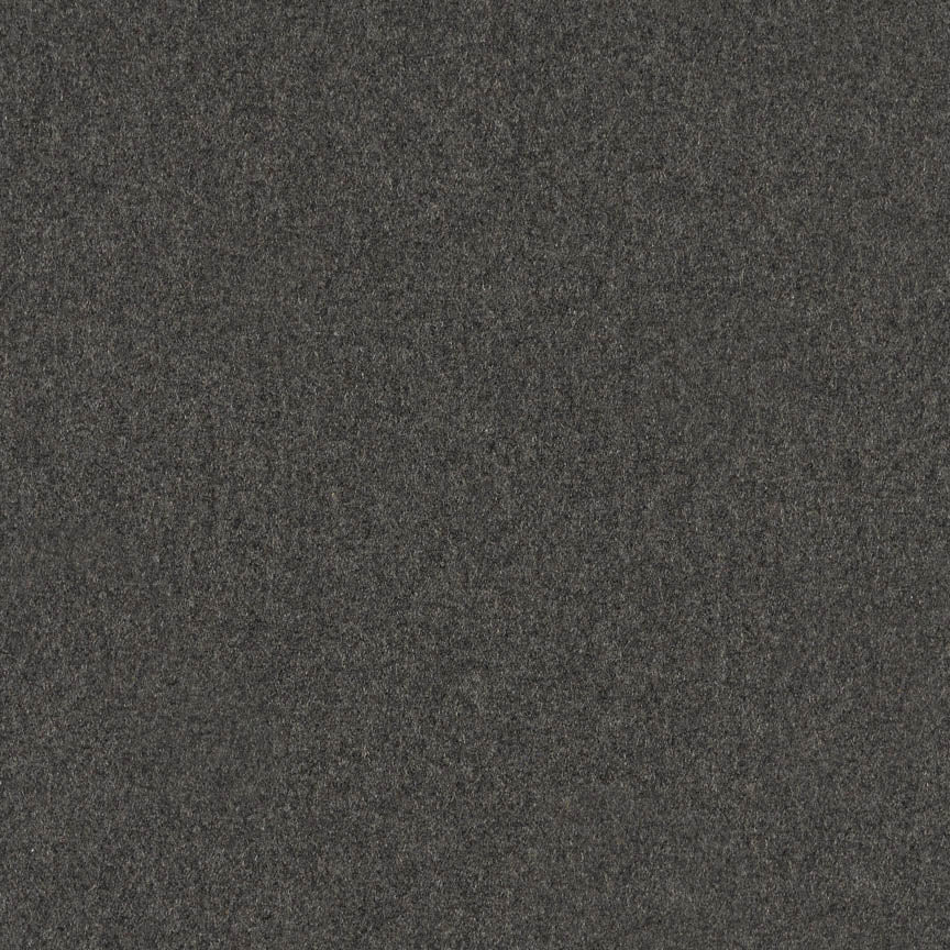 dark gray wool fabric by Arc-Com Hush color Ash