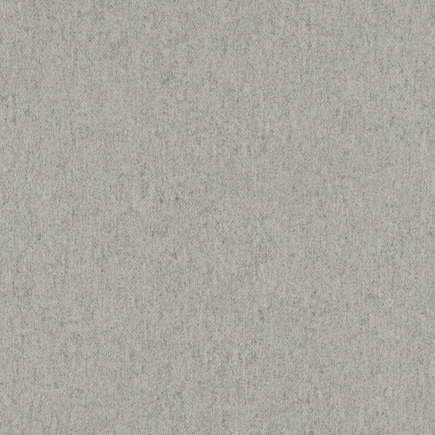 light gray wool fabric by Arc-Com Hush, color Mist