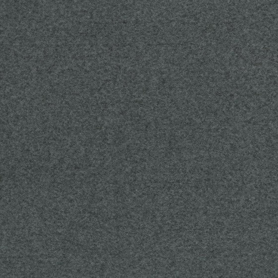 dark gray velour fabric by Designtex Delaine, color Charcoal