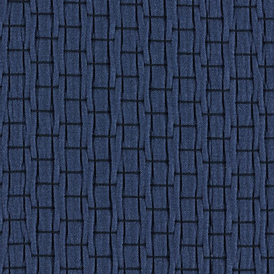 navy blue textured fabric by Designtex Tack Cloth, color Mariner