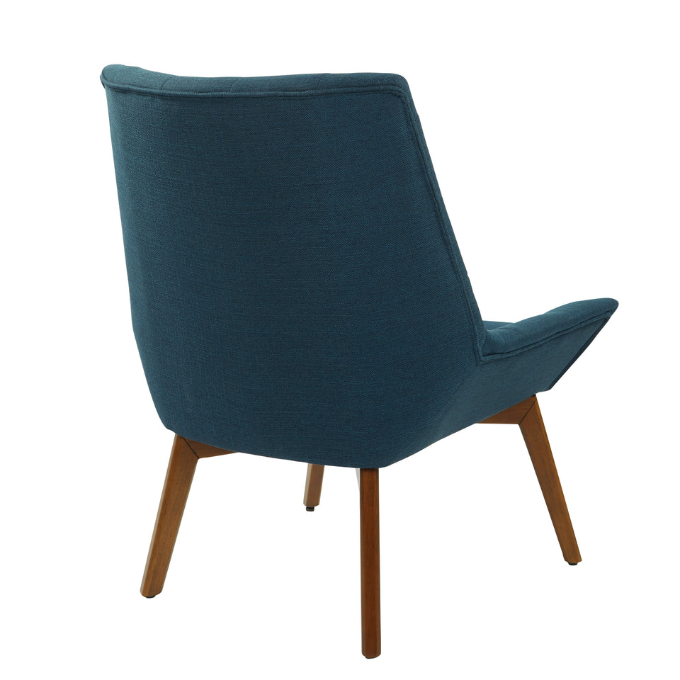 Vander Tufted Mid Century Modern Lounge Chair