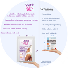Load image into Gallery viewer, StretchPatch Stretchmark Treatment