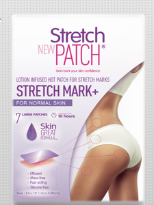 StretchPatch Stretchmark Treatment