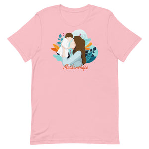 Mother & Baby Mothershape T-Shirt
