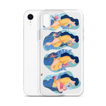 Load image into Gallery viewer, Pregnancy Stages iPhone Case