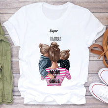 Load image into Gallery viewer, Mom Of Girls T-Shirt