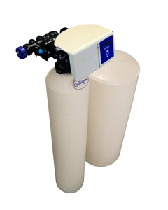 Culligan High-Efficiency Water Softener - 45,000 Grains