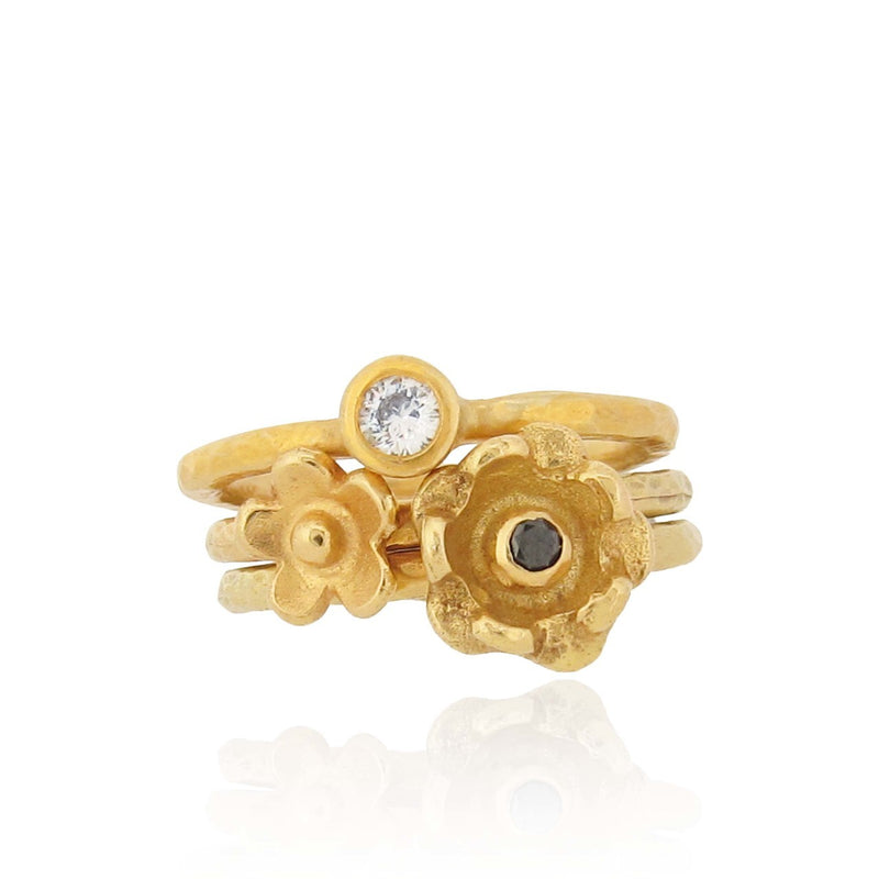 Secret Garden - Stack - 18Ct Gold