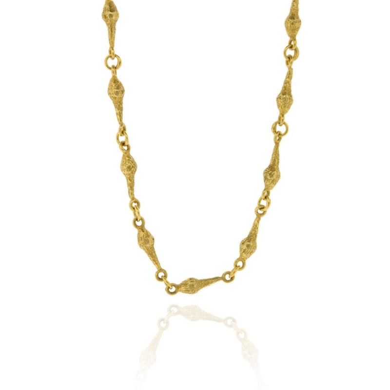 Zera Chain Necklace - Gold Vermeil
