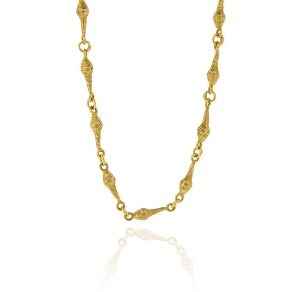 Zera Chain Necklace - 9ct Gold