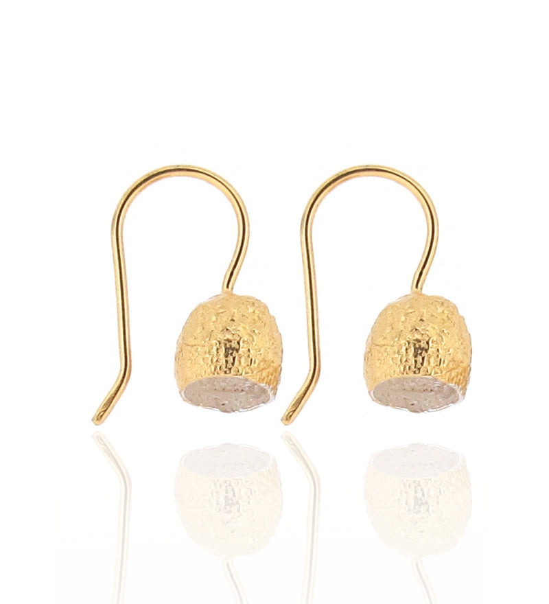 Alba Earrings -Gold