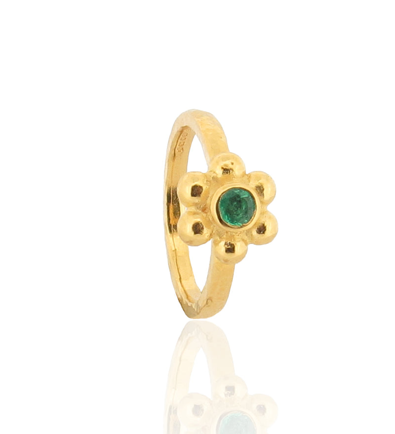 Grace Ring - Emerald - Ring