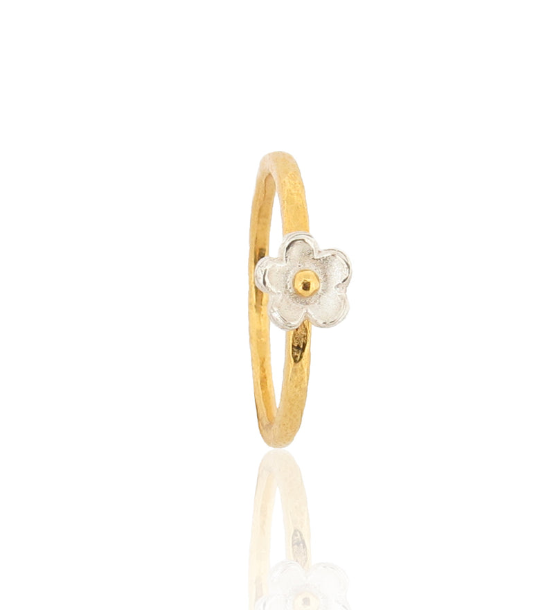 Marguerite Ring - Gold