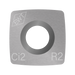 "Ci2-R2 / 2"" Radius Carbide Cutter - Makers Central"