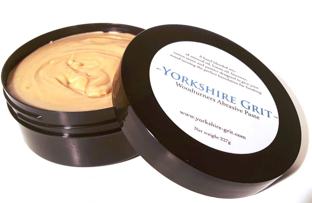 Yorkshire Grit Original - Woodturners Abrasive Paste